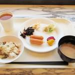 東横INN - 料理写真:朝食。