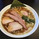 麺屋 雅宗 - ワンタンメン