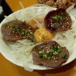 ○酒ぶっちぎり食堂 - 「タマタン」390円