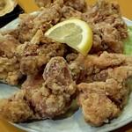 ○酒ぶっちぎり食堂 - 「釧路のザンギグランプリ」 390円