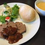 Living cafe Samantha - 12月週替わりランチ