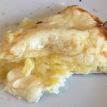 アジアンレストラン コピラ - チーズは2種類。黄色と白。