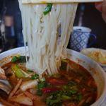 イム アロイ - トムヤムクンラーメン ビーフン麺 850円