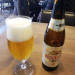 ガレリア 梅田 - ビール小瓶…少ない(´・ω・`)