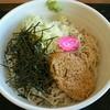 しらかば亭 - 料理写真:納豆そば大盛
