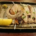 個室で味わう彩り和食 栄 - 豚トロ炙り焼き