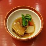 レストラン プランタン - 豚柔煮