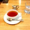 エゾリス珈琲店 - ドリンク写真:ホットティー