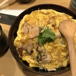 yakitoriaburiyakiodori - 炙り親子丼