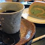 竹の丸カフェ - 料理写真: