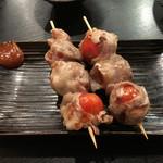 わらじ - トマト肉巻き100円/串
