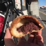 ブレッドガーデン - 料理写真:フランスあんパン150円