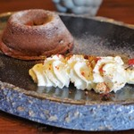 タイムレス チョコレート - ベイクドチョコレートケーキ