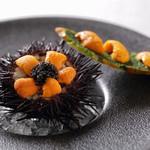 trente-et-un - 料理写真:雲丹のタルタル