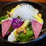 銀座ことひ - 海鮮サラダ