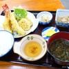 ぴんぴん亭 - 料理写真:2017年11月 天ぷら定食【1000円】