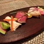 kiwa - 料理写真:吹き寄せ八寸