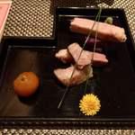 kiwa - 深雪もち豚自家製ぬか漬け炙り