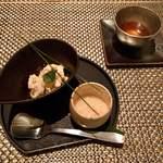 kiwa - 酒粕ジェラートとうめ酒