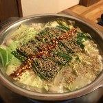 牛もつ鍋専門店 鍋秀 - 料理写真:もつ鍋2人前  1750円×2