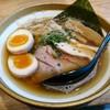 ソラノイロ ナゴヤ - 料理写真:特製金の煮干し中華そば 1000円
