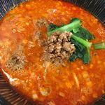 柏ノ木 - Cランチセット メインの坦々麺