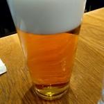 酢重ダイニング - 生ビール