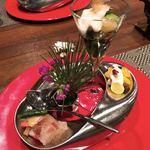 日本料理 初海 - 料理写真:前菜