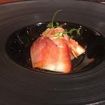 IL CASINO - ブッラータチーズと熊本産のイチゴ 生ハム