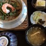 益元 - 五目釜飯