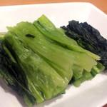 広島県府中市アンテナショップNEKI - 広島菜の漬物