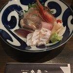 魚魯こ - 日本海盛り 7種1切れ