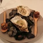 79349772 - 厚岸溝端水産の牡蠣とロワールワインのジュレ