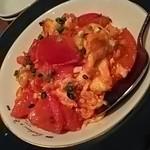 79350028 - トマト卵炒め