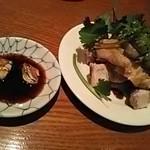 Saisaishokudou - 白切鶏(バイツェーチ:小)