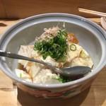 楠木フサヱ - お豆腐屋さんの寄せ豆腐