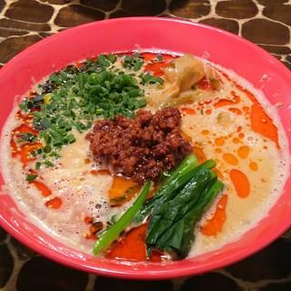 つけめん・らーめん活龍 - 料理写真:タンタン麺(810円)