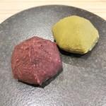 東京茶寮 - おはぎ