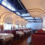 トレインレストラン日本食堂 - 車内