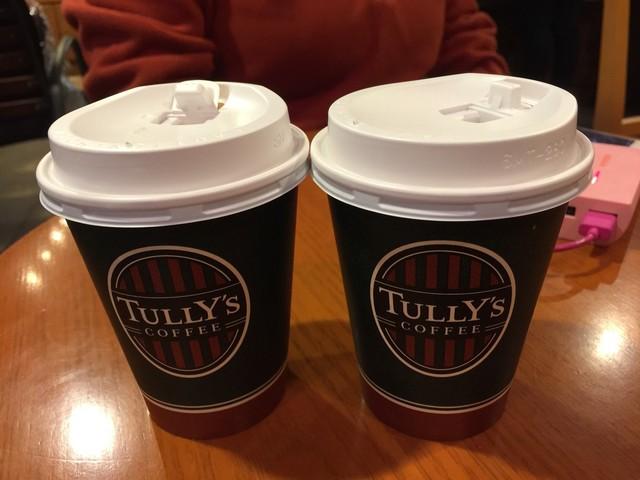 タリーズコーヒー セレオ甲府店 - カフェラテ