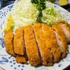 とんかつ処 岩松 - 料理写真:ロースかつ定食:1,570円/2018年1月
