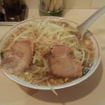 麺家 ぶんすけ - 塩ラーメン(720円)