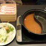 しゃぶ葉 - 肉&野菜