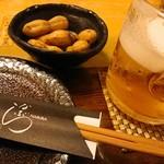 季魚旬酒 なぶら - ハートランドとゆでぴー