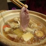 禅紫 - 鴨のはりはり鍋