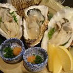 禅紫 - 北海道産牡蠣