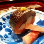 喰善 あべ - 鯖寿司