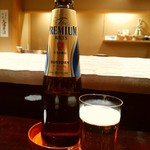 喰善 あべ - ビール