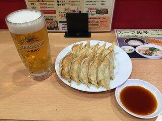石松餃子 JR浜松駅店 - 餃子(単品15個)