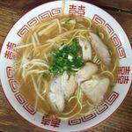 だるま食堂 - 料理写真:中華そば